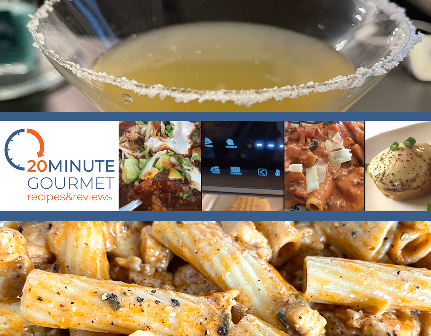 20 Minute Gourmet - Marc Ison