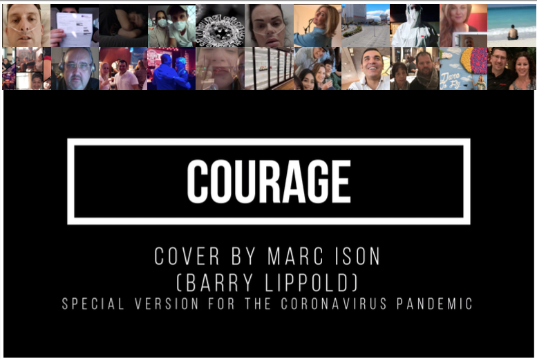 Courage - Marc Ison Video Thumbnail